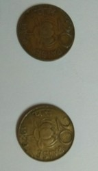 20 Paise Lotus Coin 1970