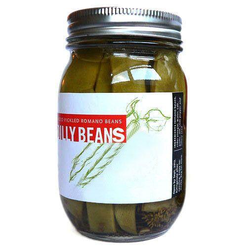 Pickle Jar Label