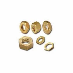 Brass Hexagonal Nuts