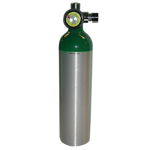 Oxygen Gas Containers - Disposable Oxygen Can Manufacturer from Jaipur