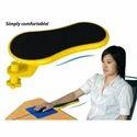 Computer Laptop Arm Rest Desk Table Pad Support Arm