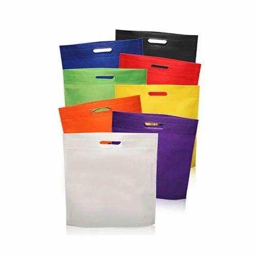8448b2256e D Cut Non Woven Bags