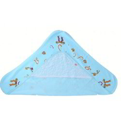Multi Colour Cotton Printed Baby Towels