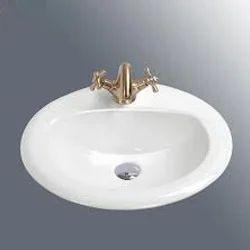osis Under Counter Ceramic Basin, Model Name/Number: 101 Under Counter, for Bathroom
