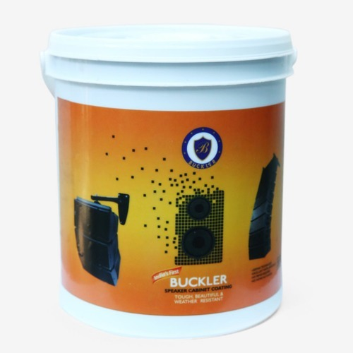 Buckler Speaker Cabinet Coating Black - Buckler India Limited ...