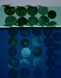 Look See Coper Indian Old Coin