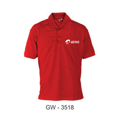 Promotional Red T Shirt