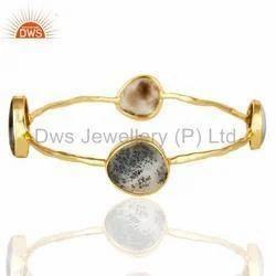 925 Silver Gemstone Bracelet