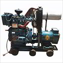 Bajaj-m Ac Three Phase Portable Diesel Generator Set, Power: 20 Kva