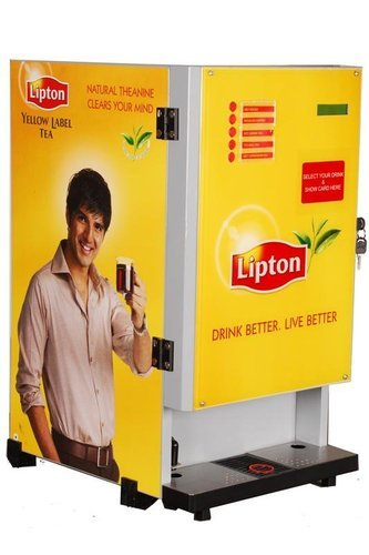 lipton tea vending machine rs 22000 piece gemini coffee vending india private limited id. Black Bedroom Furniture Sets. Home Design Ideas