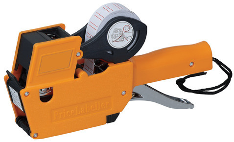 Price Label Machine, Labelling Equipment, लेबलिंग मशीन in Delhi, Delhi ,  Bhagat Enterprises | ID: 10503608491