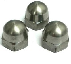Dome Nut, Size: 3mm To 30mm