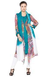 Beautiful Party Wear Designer Long Suits Kurti