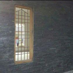 Black Slate Wall Panels