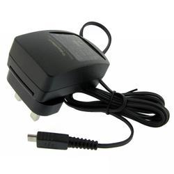 Black Electric Blackberry Branded Mobile Chargers