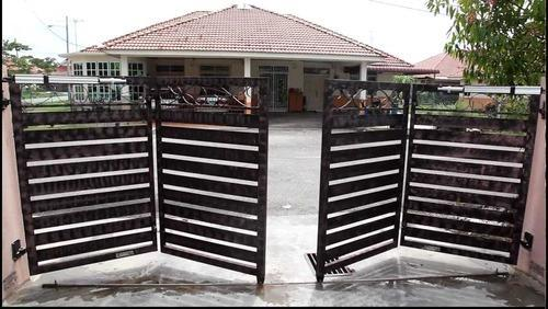 Retractable Gates Retractable Gate Manufacturer From Mumbai