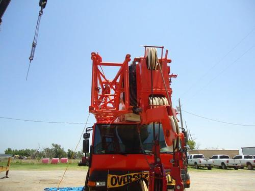 Used Cranes Rental Services