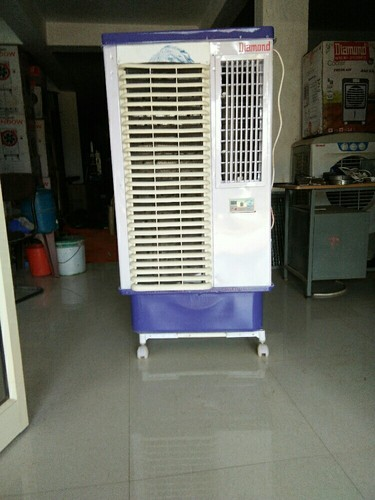 70 Letter Metal Air Cooler, 6 5 M/S, Capacity: 70 Letter | ID