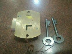 Brass Bhatia Lock