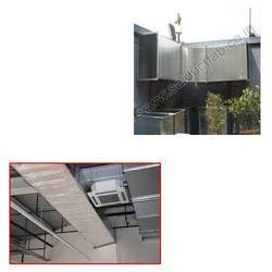 Ventilation Ducts for Offices