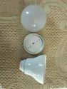 Aluminium 57mm Led Bulb Housing, B22, Shape: Round