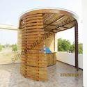 Wooden Pergola Service Work
