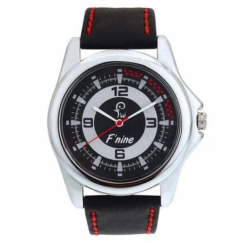 F Nine Mens Corporate Wrist Watch Rs 190 Piece Ganpati Traders