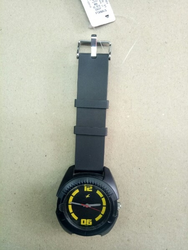Fastrack Black Belt Watch