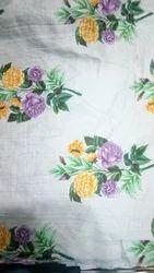 Digital Floral Print Fabrics