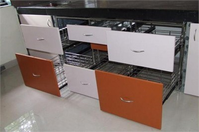 Modular Kitchen Trolley
