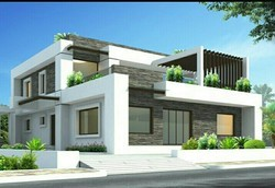House full construction