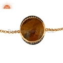 Tiger Eye Gemstone Bracelet Jewelry