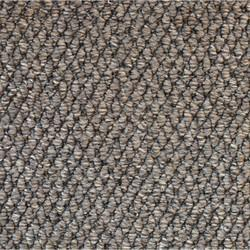 Grey, Black Udai Exports Loop Pile Carpet