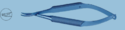 Needle Holders Barraquer Titanium
