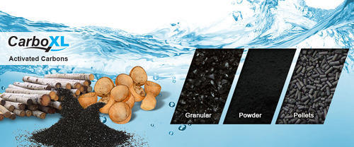 CarboXL CS: Coconut Shell Granular Steam Activated Carbon