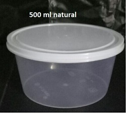 Mr. Plast Plastic Food Container
