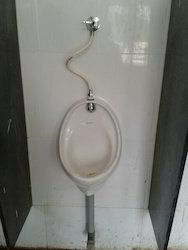 White Gents Urinal Fittings services