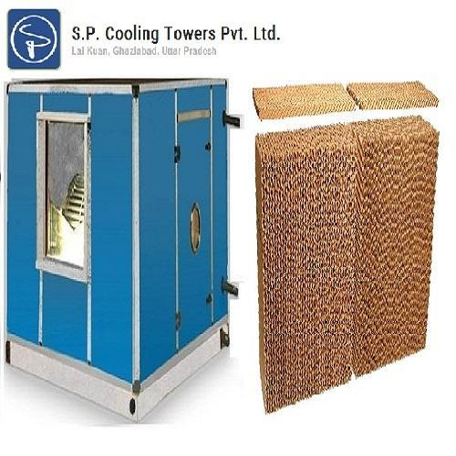 Air Washer Maintenance And Paper Fills S P Cooling Towers Pvt