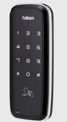 Haken Hdl Rg Digital Door Locks Affiche International India New