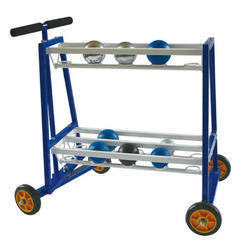 Iron Shot Put Cart