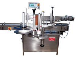 Labeling Machines for Flat Bottle