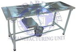 Grey Anatomy Dissection Table