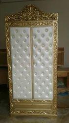 Golden Double Door Wardrobe
