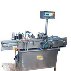 Tin Labeling Machine