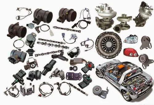 Four Wheeler Spare Parts Wholesaler From Goa