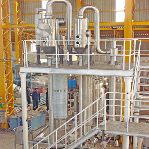 SSP Private Limited - Manufacturer of Industrial Evaporators