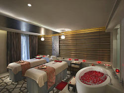 Awesome Spa Interior Designing