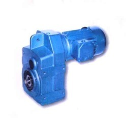 0.12 Kw To 45 Kw Foot, Flange Parallel Shaft Geared Motor, For Industrial