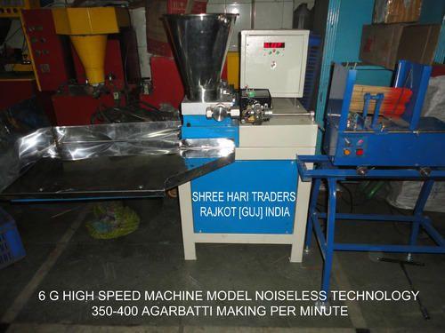 Agarbatti Machine 6g World S Fastest High Speed
