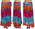 Rayon Magic Wrap Skirt